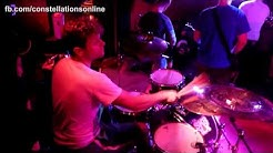 "Constellations - Intro + The Separation ""Drum Cam"" (Live @Klex Greifswald)"