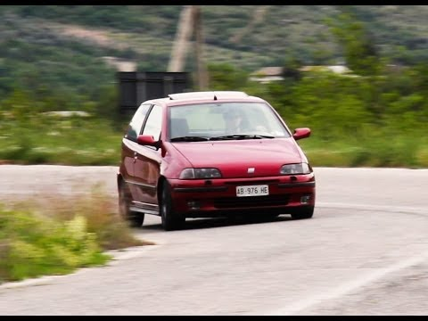 Fiat Punto GT - Davide Cironi Drive Experience (ENG.SUBS)