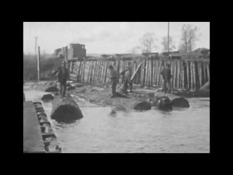 Schafer Brothers - The History Of Logging In Grays Harbor - No Audio