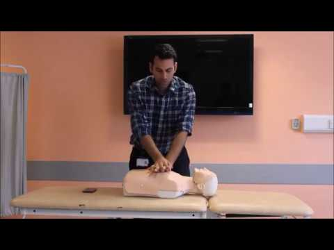 Basic Cardiopulmonary resuscitation (CPR)