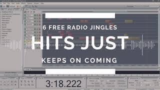 6 Free Radio Jingles Hits Just Keep On Coming