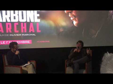 Carbone: rencontre avec Olivier Marchal