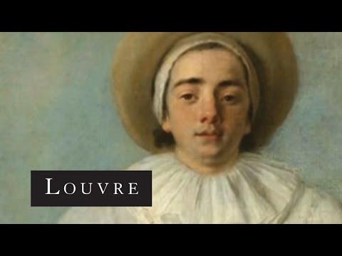 """Le Pierrot, autrefois dit """"Gilles"""" de Watteau - Watteau's Pierrot - Musée du louvre"""