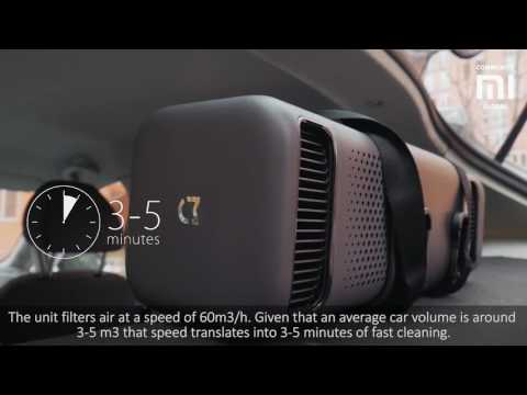 Xiaomi Mi Car Air Purifier - Review