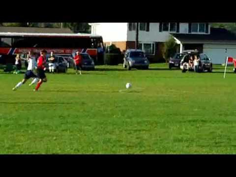 Mikey Henger Berwick Area High School Soccer Highlights 09-10