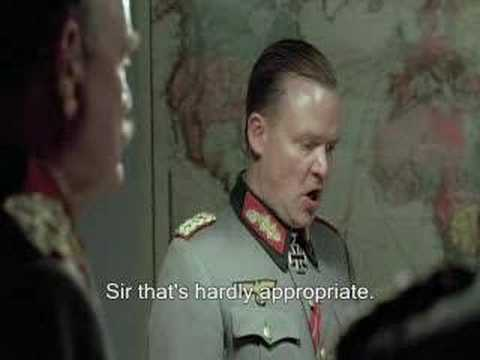 A Rant About Twitter Going Dow is listed (or ranked) 3 on the list The Top 10 Hitler Downfall Parodies Of All Time