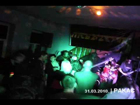 Megazetor - Interform (Live @ PAKAC, 31.03.2010)