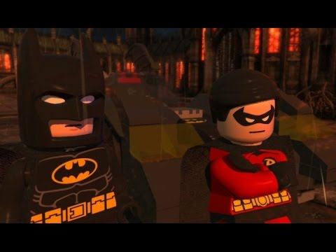 LEGO Batman 2: DC Super Heroes (3DS) - 100% Free Play Guide #3 ...