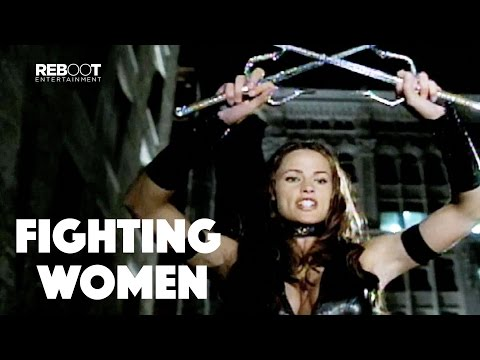 Hollywood Action Stars: Warrior Women
