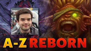 Dota 2 - A-Z Challenge Reborn - Bristleback & Broodmother (syndereN POV)