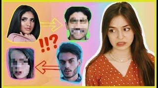 حولت أشكال اليوتيوبرز بنات و شباب !! صدمة!😱 || Rozzah
