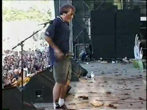 """How Pavement """"did in"""" Lollapalooza - West Virginia, 1995"""