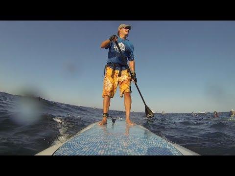 Download Youtube: 18 Mile SUP paddle - Montauk to Block Island 2017