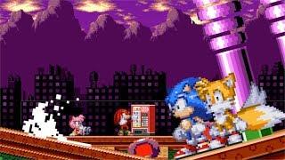 Sonic Adventure #3 - Spring Yard Zone