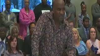 Arthur Reed Baton Rouge Metro Council Meeting 7-19-18