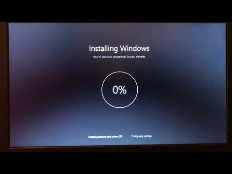 Windows 10 Clean Install