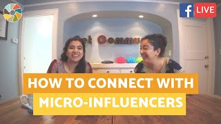 How To Connect with Micro-Influencers