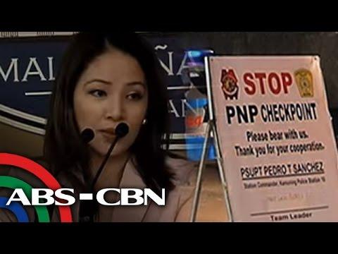 TV Patrol: Karapatan ukol sa pagkapkap ng militar at pulis, alamin