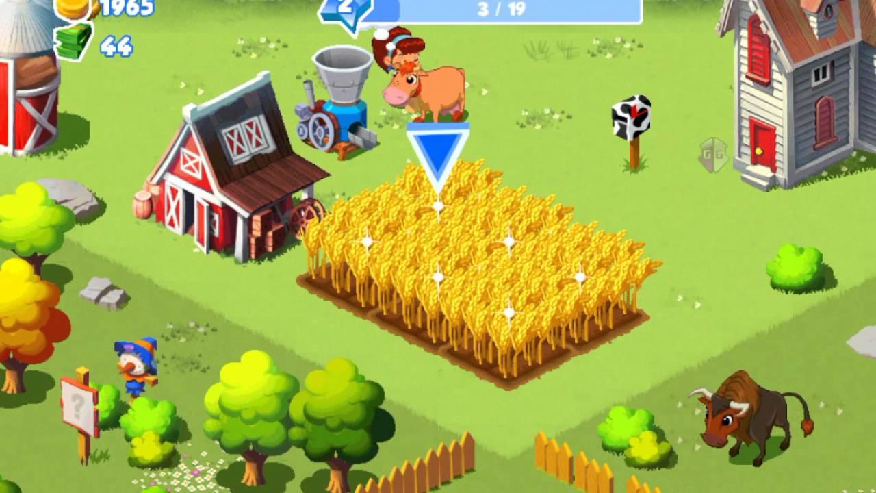 как зарабатывать деньги на игре зеленая ферма