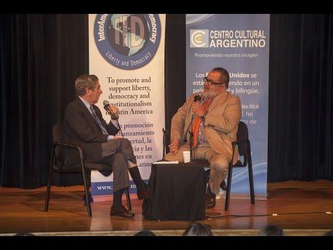 """Dialogo completo entre Lousteau y Jorge Lanata sobre """"Corrupción e impunidad en la Argentina»"""