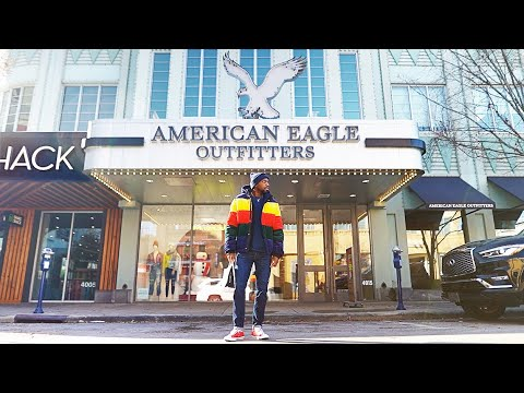 AMERICAN EAGLE 2019 HOLIDAY GIFT GUIDE   I AM RIO P.