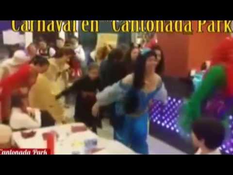 BOLLYWOOD TARRAGONA - FIESTA CARNAVAL EN CANTONADA PARK RESTAURANTE