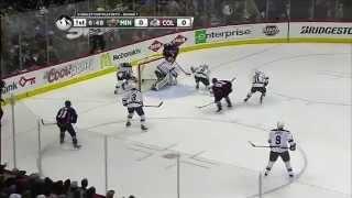 Minnesota Wild @ Colorado Avalanche 04/17/14 Game 1