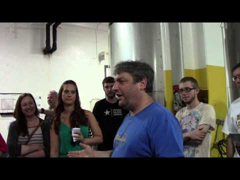A Tour Of Philadelphia Brewing Company