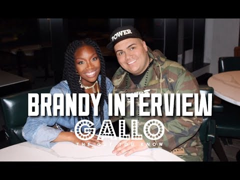 GalloTheGuyYouKnow: Brandy Interview (Season 5)