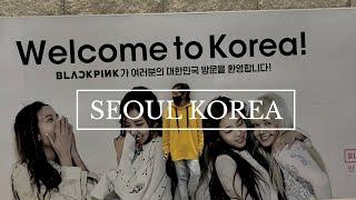 From Manila To Seoul l A DREAM COME TRUE l Korea Solo Travel Vlog #1