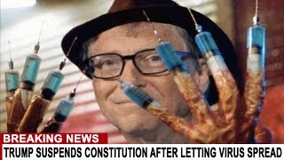 BREAKING: MASS GENOCIDE TARGETING THE WEAK AND THE POOR - COVID 19 - SPONSORED BY GATES N BLOOMBERG