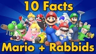 10 Facts | Mario + Rabbids Kingdom Battle