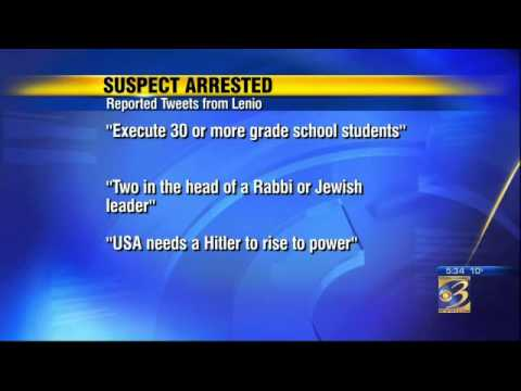 Man from GR arrested, accused of threatening to kill Jews and schoolchildren