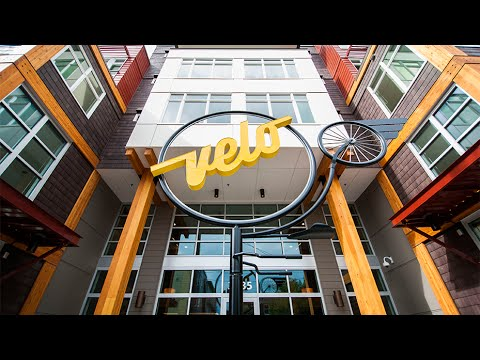 Velo Apartments - Fremont Seattle Apartments For Rent