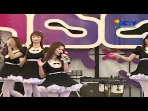 BE5T - Long Distance,Live Performed di INBOX (01/11) Courtesy SCTV
