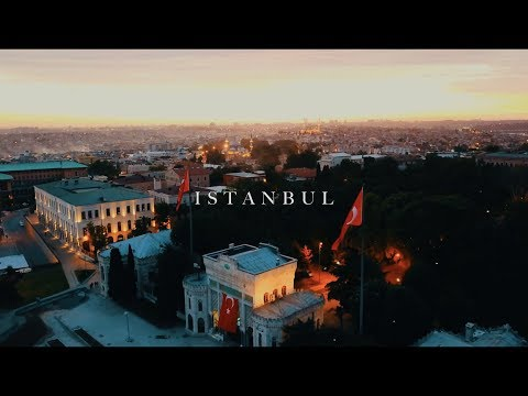 Istanbul From Above in 4K | Turkey