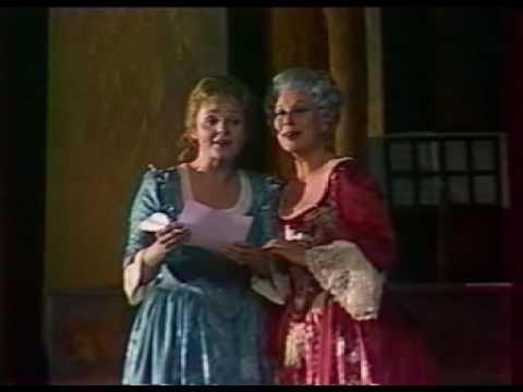 """Lucia Popp & Gundula Janowitz : """"Sull' aria"""""""