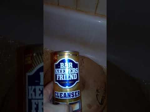 Clean cymbals, best way