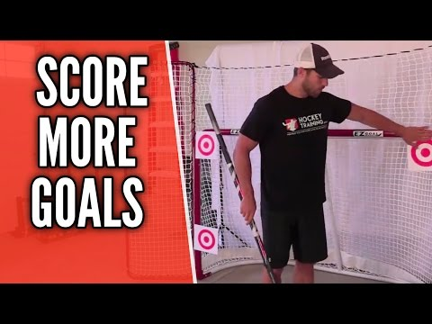 Where To Shoot To Score More Goals In Hockey