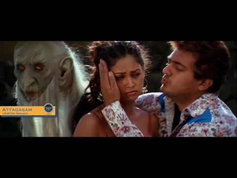 Attagasam (2004) | Pollachi Ilaneere (Romania) | Ajith Kumar, Pooja | Bharathwaj