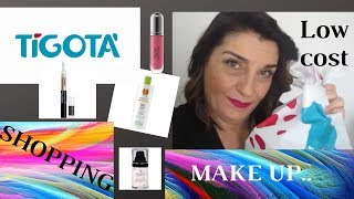 TIGOTA' SHOPPING MAKE UP💄💄 LOW COST prodotti pazzeschi provati per ...