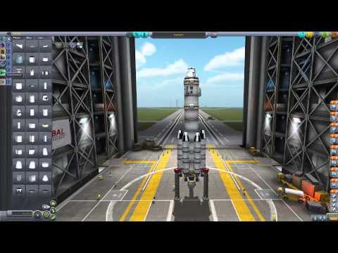 Kerbal Space Program launches into beta | PCGamesN