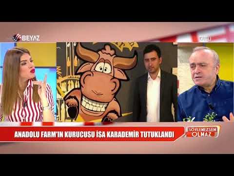 Anadolu Farm'ın kurucusu İsmail...