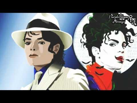 PRINCE vs MICHAEL JACKSON (SMOOTH CRIMINAL VS PARTYMAN/BATDANCE)