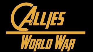 HOI4 | Allies: World War