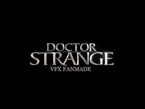 Dr Strange - VFX Fanmade by KoGu Studio