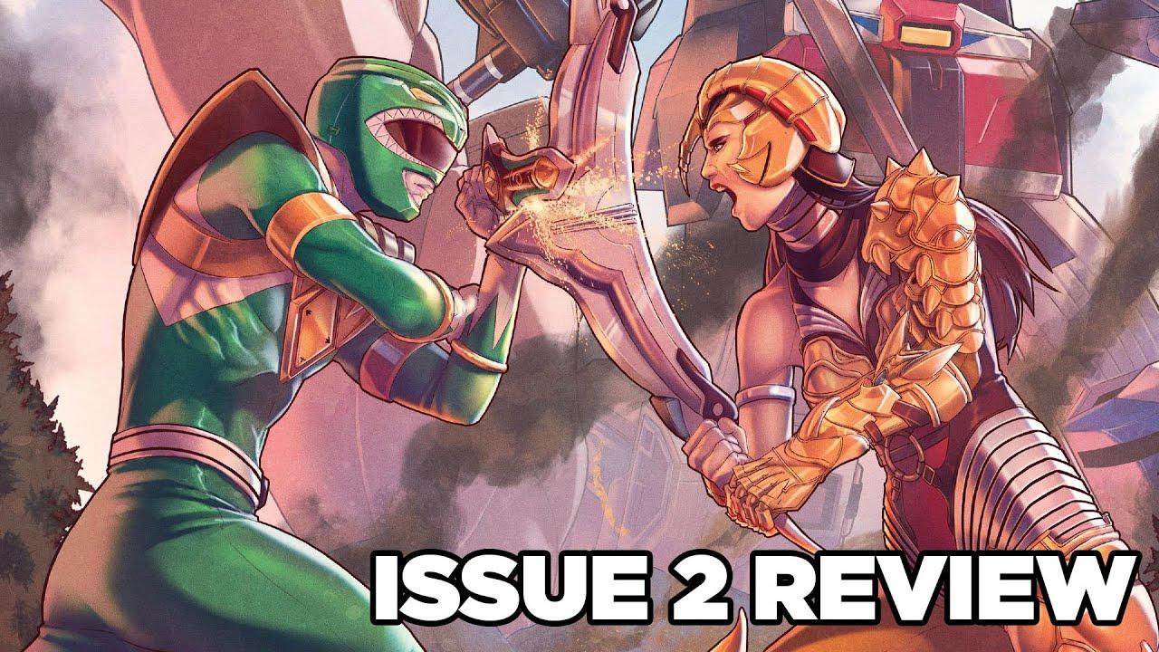 mighty morphin power rangers comic pdf