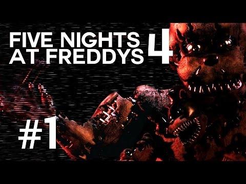 Five Nights at Freddy's 4 | Max singur acasa | Episodul 1