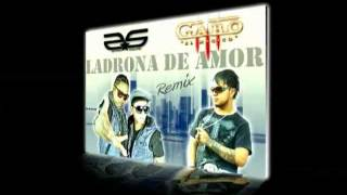 STAR SQUAD FT GABO EL MAGICO LADRONA DE AMOR OFFICIAL REMIX 2011