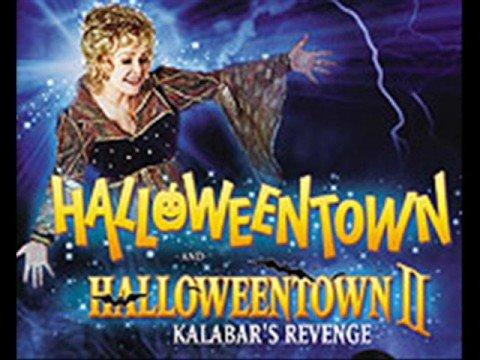 halloweentown 2: kalbars revenge review - YouTube